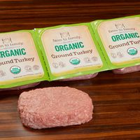 Farm to Family Organic Ground Turkey