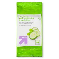 Exfoliating Cleansing Towelettes 30 ct - Up&Up™