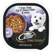 Cesar Wet Dog Food Single Tray, Various Flavors, 3.5 Oz