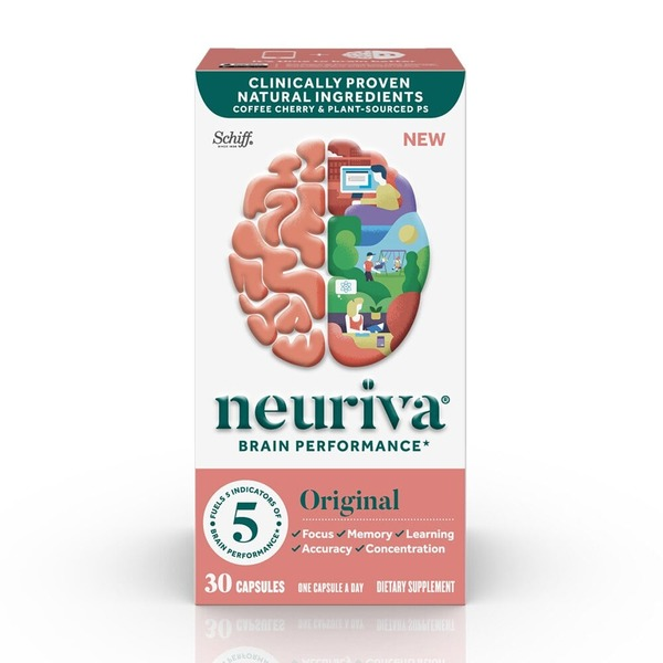 Neuriva Regular Strength Supplement From Kroger In Dallas Tx