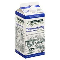 Central Market Organic 2% Reduced Fat Milk