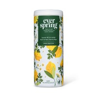 Multi-Surface Cleaning Wipes .5% - Lemon & Coriander - 35ct - Everspring™