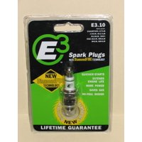 E3 Lawn and Garden Spark Plug E3.10, Pack of 1