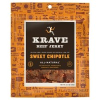 Krave Sweet Chipotle Gourmet Beef Cuts Jerky - 2.7oz