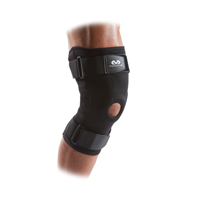 McDavid Knee Brace w/ Dual Hinge Support for Support and Relief, Small/Medium