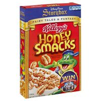 Kellogg's Honey Smacks Breakfast Cereal Original