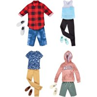 Barbie Ken Fashion with 1-Outfit (Styles May Vary)
