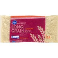Kroger Long Grain White Rice