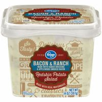 Kroger Bacon & Ranch Redskin Potato Salad