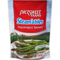 Pictsweet® Farms Steam'ables® Signature Asparagus Spears 8 oz. Stand Up Bag