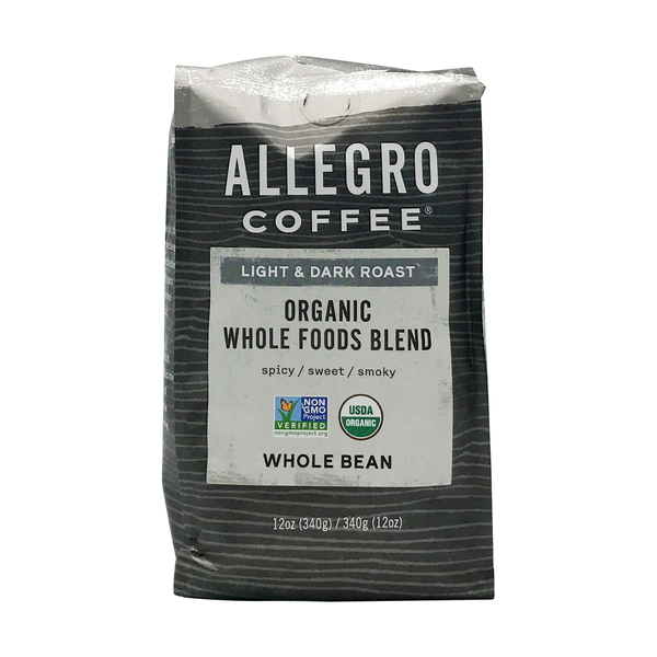 Allegro® Organic Whole Foods Blend Whole Bean Coffee