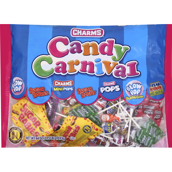 Candy Carnival Candy, Assorted
