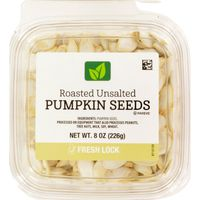 Fresh Lock Roasted Unsalted Pumpkin Seeds
