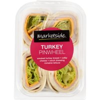 Marketside Turkey Pinwheel, 4 Count