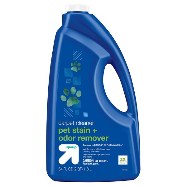 Carpet Cleaning Formula- Pet Stain + Odor Remover (6181T) - Up&Up™