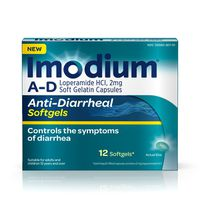 Imodium A-D Softgels