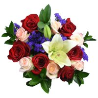 Premium Rose Bouquet (colors may vary)