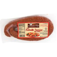 The Butcher Shop Spicy Andouille Sausage