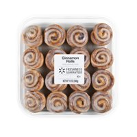 Freshness Guaranteed Mini Cinnamon Rolls, 13 oz, 16 Count