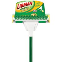 Libman Nitty Gritty Roller Mop with Scrub Brush