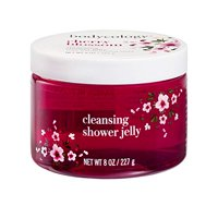 Bodycology Cherry Blossom Cleansing Shower Jelly, 8 oz.