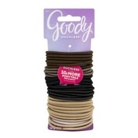 Goody No-Metal Elastics Ouchless - 30 CT30.0 CT