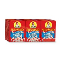 Sun-Maid Vanilla Yogurt Raisins - 6ct
