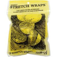 Regency Wraps Lemon Stretch Bags