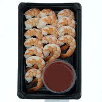 H-E-B Shrimp With Cocktail Sauce