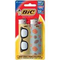 Bic Special Edition Trendsetters Lighter Series, 2 count