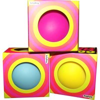 Schylling Color Changing Squeeze Ball (One Random Color) - Novelty Toy- Squishy Toy - Fidget Stress Ball - Age 3+