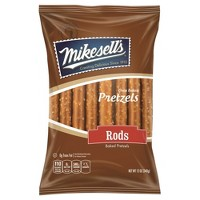 Mikesell's Oven Baked Pretzel Rods - 12oz