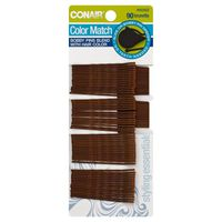 Conair Styling Essentials Color Match Bobby Pins