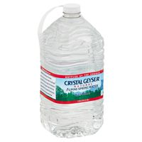 Crystal Geyser Water, Natural Alpine Spring