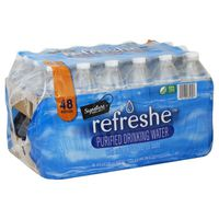 Signature Select Refreshe Purified Drinking Water