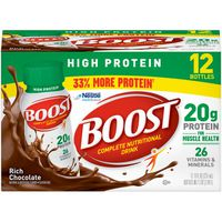Boost High Protein Rich Chocolate Complete