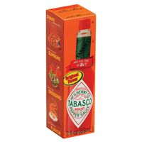 Tabasco Pepper Sauce, Original Flavor