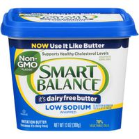 Smart Balance Low Sodium Whipped Buttery Spread