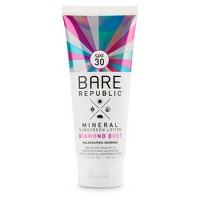 Bare Republic Mineral Diamond Dust Sunscreen Lotion - SPF 30 - 3.4oz