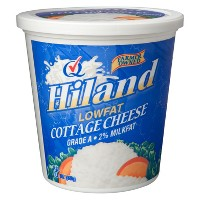 Hiland Low Fat Cottage Cheese - 24oz