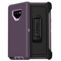 OtterBox Defender Series Pro Case for Galaxy Note 9, Purple Nebula
