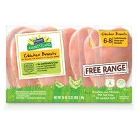 Perdue Harvestland NAE Frozen Boneless Skinless Indiviually Wrapped Chicken Breasts (2.25 lbs.)
