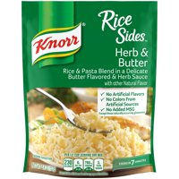 Knorr Herb & Butter Rice Side Dish, 5.4 oz
