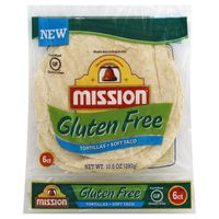 Mission Gluten Free Soft Taco Tortillas