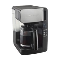Hamilton Beach 12 Cup Front Fill Coffee Maker with Removable Reservoir | Model# 46203