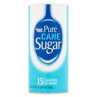 Great Value Pure Cane Sugar, 20 oz