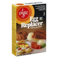 Ener-G Foods Egg Replacer, 16 Ounce Boxes