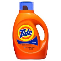 Tide Original Liquid Laundry Detergent - 92 fl oz
