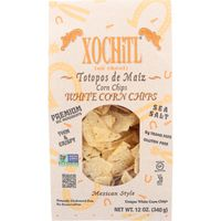 Xochitl White Corn Chips Mexican Style