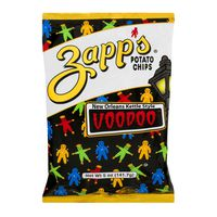 Zapp's New Orleans Kettle Style Potato Chips Voodoo